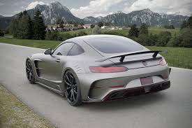 mansory mercedes sls mansory u0027s custom mercedes amg gt s is a matte grey monster maxim