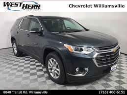 2017 chevrolet traverse 1lt 2017 chevrolet traverse for sale in buffalo ny west herr auto group
