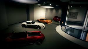 gta v office garage tour youtube