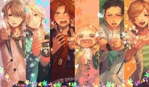 hikaru brothers conflict juli brothers conflict zerochan anime image board