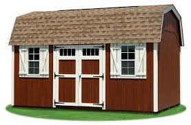 Gambrel Style Roof Gambrel Barns Pine Creek Structures