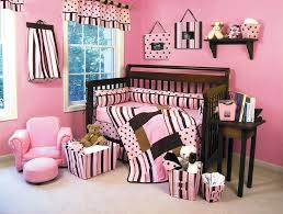 pink nursery ideas cosy pink and brown nursery ideas easy furniture home design ideas