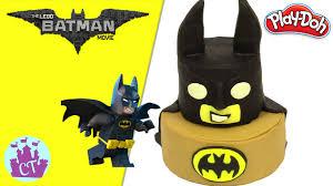 Halloween Ice Cream Cake by The Lego Batman Movie Giant Play Doh Cake Ice Cream Rainbow Trolls