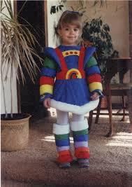 80s Kids Halloween Costumes 25 Rainbow Bright Costumes Ideas Rainbow Tutu