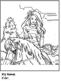 appealing fun horse coloring pages for your kids printable picture