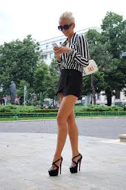 Short Skirts High Heels Major Max Appeal The Miniskirt Strutting In Style Nancy
