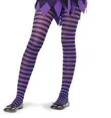 batarina striped tights child halloween costumes pinterest