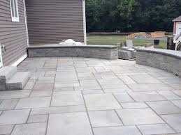 How To Build A Stone Patio by Paver Patio Design Ct Patio Design Natural Stone Patio
