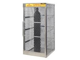 flammable gas storage cabinets gas cylinder cabinet outdoor storage 10 cylinders vertical