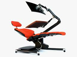 Computer Desk Chair Interesting Office Chair With Desk Attached 39 For Best Office
