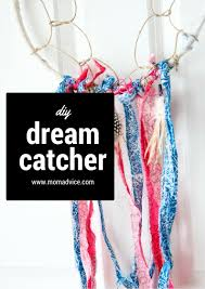 kid craft dreamcatcher momadvice