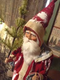 Antique Christmas Decorations Santa Claus by 2096 Best Holiday Christmas Antique Images On Pinterest