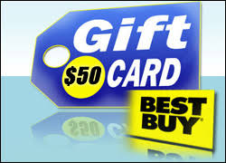 best gift cards to buy enter to win a 50 best buy gift card