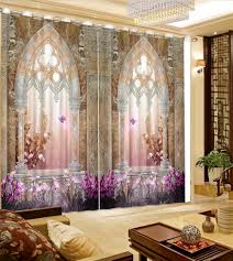 online get cheap curtains arched window aliexpress com alibaba