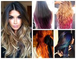 hair color trends 18 biggest hair color trends and techniques for 2016 beauty and