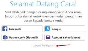 buat akun google facebook daftar email yahoo cara buat email yahoo baru
