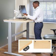 Standing And Sitting Desk Posturite Deskrite 300 Sit Stand Writing Desk