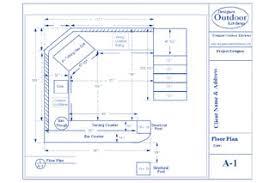 download outdoor kitchen plan solidaria garden