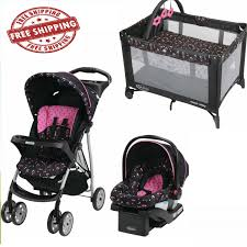 baby stroller travel system graco infant car seat toddler play