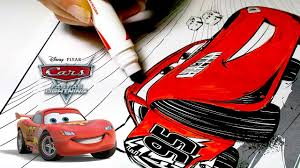 cars 3 disney pixar lightning mcqueen coloring book coloring