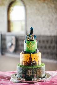 the animated anajo the cake legend of zelda wedding cake my
