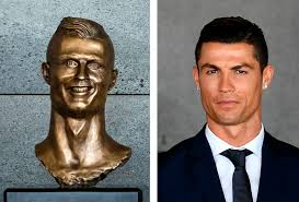 Cristiano Ronaldo Meme - cristiano ronaldo bust know your meme