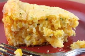 classic corn pudding with cheddar and chives the runaway