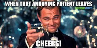 Patient Meme - today s meme annoying patient nursebuff