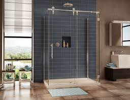 tub with glass shower door bathrooms design shower door frameless glass roswell bathroom