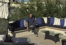 landscape seating designing and building concrete seat walls