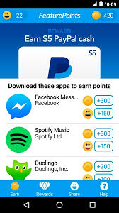 free gift cards app featurepoints free gift cards android apps on play