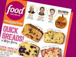 food network magazine october 2014 recipe index food network