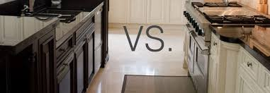 paint stained kitchen cabinets painting vs staining kitchen cabinets staining cabinets