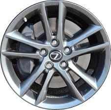 lexus 250 is 2011 aly74263 74264 lexus is250 is350 wheel charcoal 42611wy070