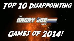 Top 5 Gaming Controversies Of 2014 Youtube - top 10 disappointing games of 2014 youtube