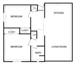 2 Bedroom House Plans In 1000 Sq Ft Small House Plans Under 1000 Sqft 2 Bedroom Archives Room Lounge