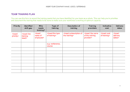 training plan template download free documents for pdf word and