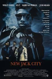 new jack city extra large movie poster image imp awards