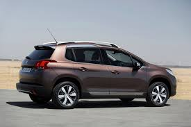 peugeot 1008 used new peugeot 2008 crossover pictures and details video autotribute