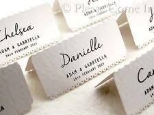 wedding place cards place cards perth wedding decor