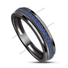 mens wedding bands unique 3 carat blue sapphire engagement rings tags mens blue sapphire