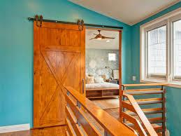 bedroom barn door home design ideas
