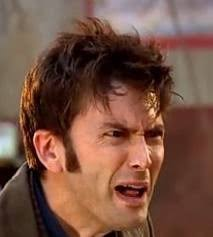 Disgusted Face Meme - david tenant disgusted face meme generator