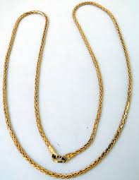 handmade chain necklace images 22ct solid gold handmade chain jewellery 916 kdm hallmarked www jpg