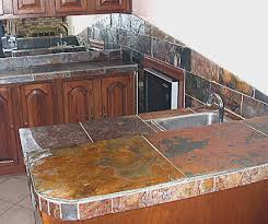slate countertop tile countertops slate countertops in the form of tiles with