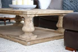 Baluster Coffee Table Coffee Table Singapore Buy Online Zinc Restoration Hardware