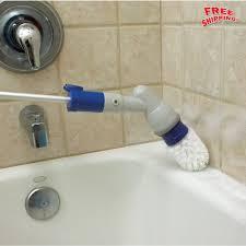 Bathtub Grout Power Shower Scrubber Tub Tile Cleaner Grout Brushes Bathroom