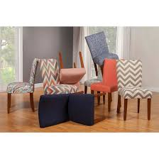 Orange Parsons Chair Parson Dining Chair Wood Set Of 2 Homepop Target