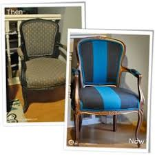 Painting Fabric Upholstery Spray Painted Antique Chair Make Over With Simply Spray Upholstery