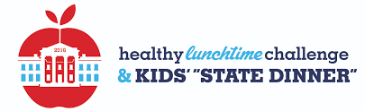 healthy lunchtime challenge kids state dinner pbs parents pbs